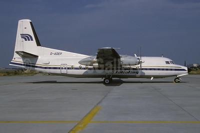 Ratioflug Fokker F.27 Mk. 600 D-ADEP (msn 10318) (Richard Vandervord). Image: 945480.