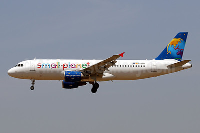 Small Planet Airlines (Germany) Airbus A320-214 D-ASPI (msn 1054) PMI (Javier Rodriguez). Image: 941832.