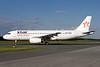 Star German Airlines (Star Europe) Airbus A320-232 D-AXLA (msn 2500) NUE (Gunter Mayer). Image: 934712.