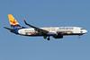 """SunExpress' 2015 """"El Gouna Express"""" logo jet"""