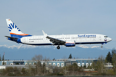 First MAX 9 for SunExpress Germany