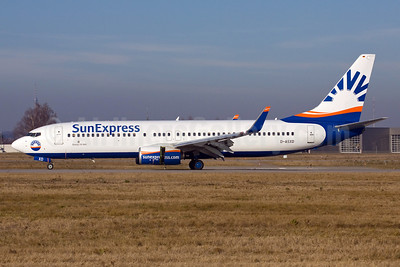 SunExpress Airlines (Germany) Boeing 737-8AS WL D-ASXD (msn 33562) STR (Ole Simon). Image: 921232.