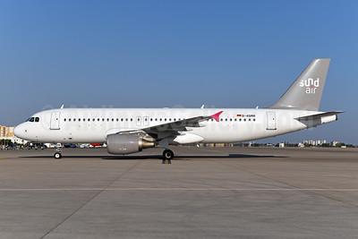Sundair Airbus A320-214 D-ASMR (msn 2619) AYT (Ton Jochems). Image: 947545.