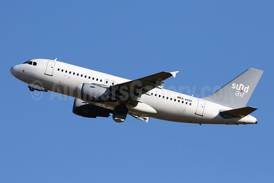Sundair Airbus A319-111 D-ASSK (msn 2283) PMI (Javier Rodriguez). Image: 951141.