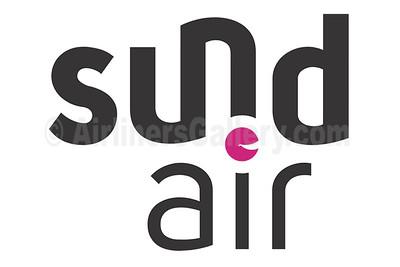 1. Sundair logo
