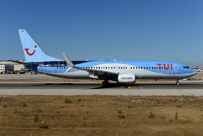 TUI (Germany) Boeing 737-86J SSWL D-ABKI (msn 37748) PMI (Ton Jochems). Image: 933944.
