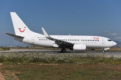 TUI (Germany) Boeing 737-7K5 WL D-AHXF (msn 35136) PMI (Ton Jochems). Image: 946264.