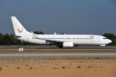 TUI  (Germany) Boeing 737-8K5 WL D-AHFT (msn 30413) AYT (Ton Jochems). Image: 946265.