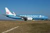 "TUI's 2015 ""Robinson Premium Club Resorts"" logo jet"