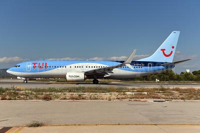 TUI  (Germany) Boeing 737-8K5 SSWL D-ATYA (msn 37257) PMI (Ton Jochems). Image: 946269.