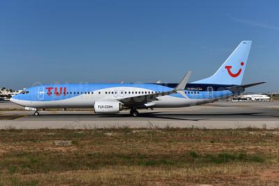 TUI  (Germany) Boeing 737-8K5 SSWL D-ATUJ (msn 39923) PMI (Ton Jochems). Image: 946268.