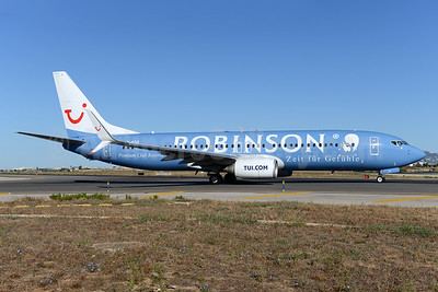 Robinson Premium Club Resorts special promotional livery