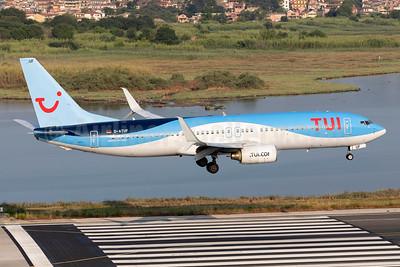 TUI  (Germany) Boeing 737-8K5 SSWL D-ATUF (msn 34687) CFU (Stefan Sjogren). Image: 954486.
