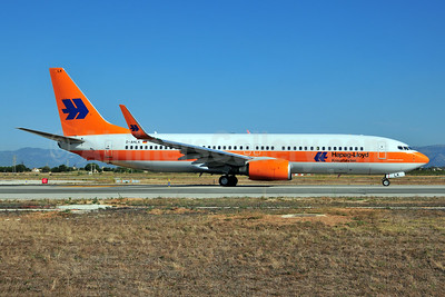 Hapag-Lloyd Kruezfahrten (TUIfly) Boeing 737-8K5 SSWL D-AHLK (msn 35143) PMI (Ton Jochems). Image: 953646.