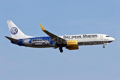 TUIfly (TUIfly.com) (Germany) Boeing 737-8K5 WL D-AHFB (msn 27982) (VW Sharan-Sharan Air) PMI (Yannick Delamarre). Image: 908258.