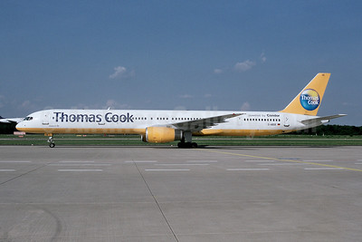 Thomas Cook Airlines (Germany) - Condor Flugdiest Boeing 757-330 D-ABOE (msn 29012) (Ton Jochems). Image: 953486.