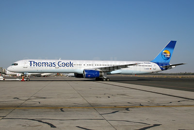 Thomas Cook Airlines (Germany) - Condor Flugdiest Boeing 757-330 D-ABOH (msn 30030) SHJ (Ton Jochems). Image: 953488.