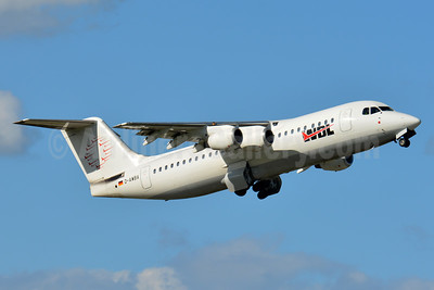 WDL Aviation BAe 146-300 D-AWBA (msn E3134) BSL (Paul Bannwarth). Image: 938113.