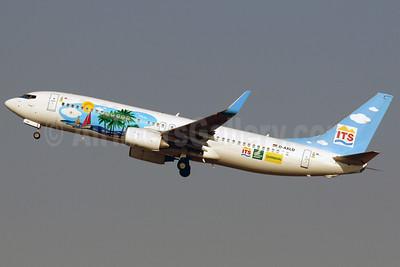 XL.com (XL Airways Germany) Boeing 737-8FH WL D-AXLD (msn 35093) (ITS-Jahn Reisen/Tjaereborg) PMI (Javier Rodriguez). Image: 904791.