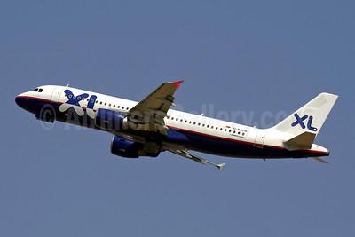 XL.com (XL Airways Germany) Airbus A320-214 D-AXLB (msn 1860) (USA 3000 colors) PMI (Javier Rodriguez). Image: 945168.