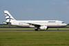 Aegean Airlines Airbus A320-232 SX-DVN (msn 3478) AMS (Ton Jochems). Image: 933968.
