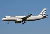 Aegean Airlines Airbus A320-232 SX-DGO (msn 3519) ZRH (Paul Bannwarth). Image: 928883.