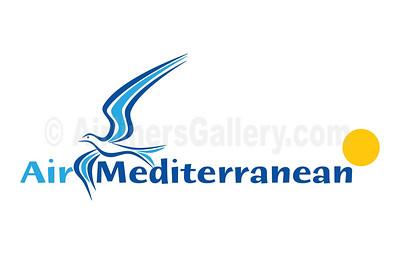 1. Air Mediterranean logo