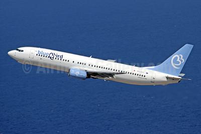 Blue Bird Airways Boeing 737-85F 9H-SHO (msn 28824) RHO (Andi Hiltl). Image: 947685.