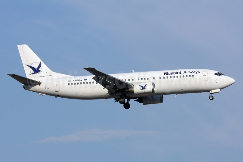 Bluebird Airways (Breece) Boeing 737-4Q8 SX-DAV (msn 24704) AYT (Andi Hiltl). Image: 913696.