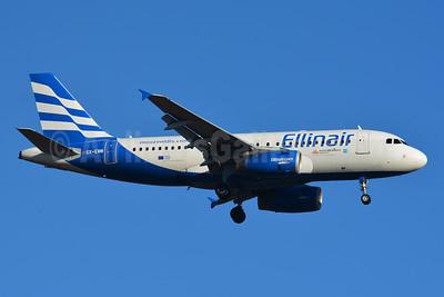 Ellinair Airbus A319-132 SX-EMM (msn 1703) BSL (Paul Bannwarth). Image: 951055.