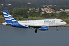 Ellinair Airbus A319-132 SX-EMM (msn 1703) CFU (Antony J. Best). Image: 938885.