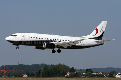 Multiflight (GainJet Aviation) Boeing 737-329 SX-MTF (msn 23774) ZRH (Andi Hiltl). Image: 922990.