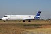 Hellas Jet (EuroAir) McDonnell Douglas DC-9-83 SX-BEV (msn 49668) (EuroAir colors) BLQ (Marco Finelli). Image: 924694.