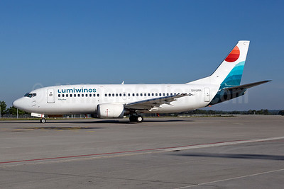 """New Greek airline, operating for Astra Airlines, """"Zakynthos"""""""