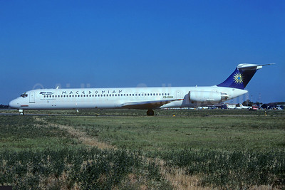 Macedonian Airlines (Greece)