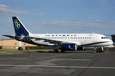 Olympic Air (3rd) Airbus A319-131 SX-OAK (msn 3317) SEN (Antony J. Best). Image: 903317.