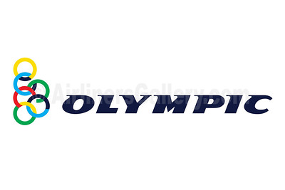 1. Olympic Air (3rd) logo