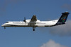 Olympic Air (3rd) (Flybe) Bombardier DHC-8-402 (Q400) G-JECV (msn 4148) LGW (Antony J. Best). Image: 903583.