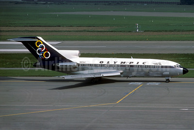 Olympic Airways (1st) Boeing 727-30 N9234Z (msn 18368) (Christian Volpati Collection). Image: 933935.