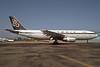 Olympic Airways (1st) Airbus A300B4-103 SX-BEH (msn 184) ATH (Robert Drum). Image: 103929.