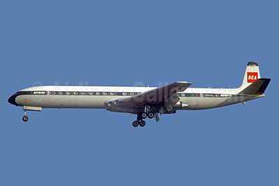 BEA (British European Airways) - Olympic Airways (1st) de Havilland DH.106 Comet 4B G-APMD (msn 6435) LBG (Jacques Guillem Collection). Image: 939919.