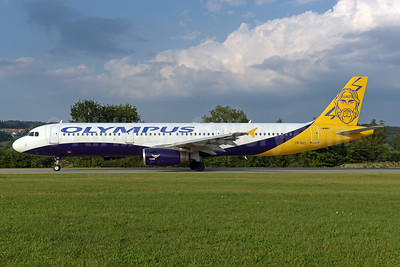 Olympus Airways Airbus A321-231 SX-ABY (msn 983) (Monarch colors) ZRH (Rolf Wallner). Image: 942727.
