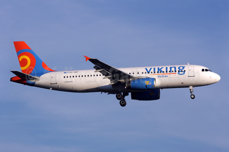 Airline Color Scheme - Introduced 2009 (Viking Airlines 2003)