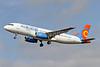 Viking Hellas Airlines Airbus A320-231 SX-SMT (msn 393) SEN (Keith Burton). Image: 922604.