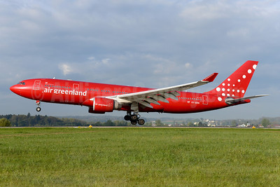 Airlines - Greenland