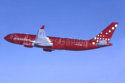 Air Greenland Airbus A330-223 OY-GRN (msn 230) SFJ (Robbie Shaw). Image: 940480.