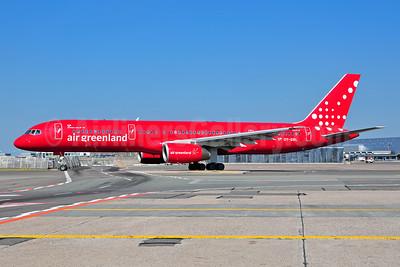 Air Greenland Boeing 757-236 OY-GRL (msn 25620) CPH (Ton Jochems). Image: 953185.