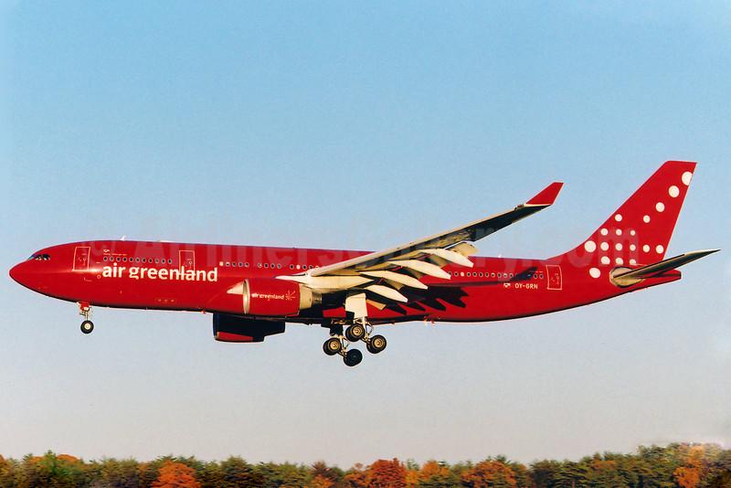 Air Greenland Airbus A330-223 OY-GRN (msn 230) BWI (Brian McDonough). Image: 904995.