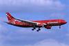 Air Greenland Airbus A330-223 OY-GRN (msn 230) LGW (Robbie Shaw). Image: 924333.
