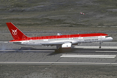 Greenlandair Boeing 757-236 OY-GRL (msn 25620) (Jacques Guillem Collection). Image: 922692.